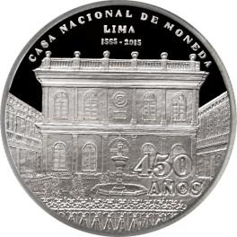 450 ANIVERSARIO CNM - PLATA