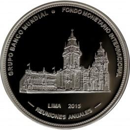 REUNIÓN ANUAL FMI - BM