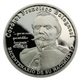 BICENTENARIO DEL NACIMIENTO DE FRANCISCO BOLOGNESI CERVANTES