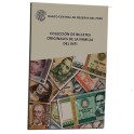 FOLLETO CON BILLETES EN INTIS