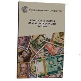 FOLLETO CON BILLETES EN INTIS