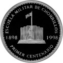 CENTENARIO DE LA FUNDACIÓN DE LA ESCUELA MILITAR DE CHORRILLOS